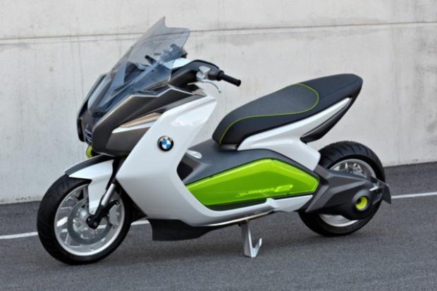 Jednośladowe koncepcje BMW