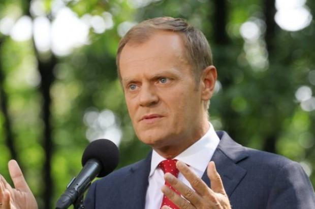 Tusk: twardo będziemy stawali w Europie za węglem