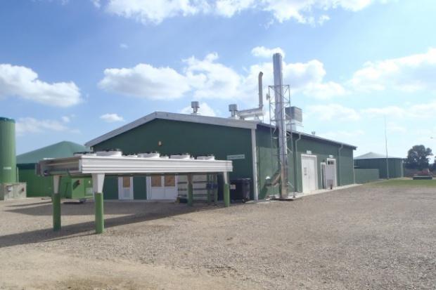 Poldanor uruchomił kolejną biogazownię