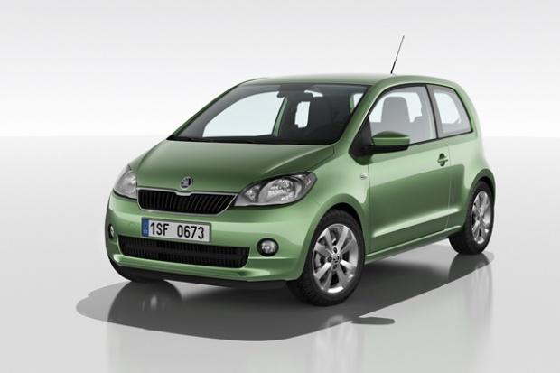 Zupełnie nowa Škoda do miasta