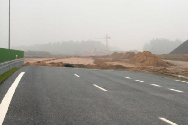 Nowy wykonawca przejął plac budowy odcinka A4 w Małopolsce