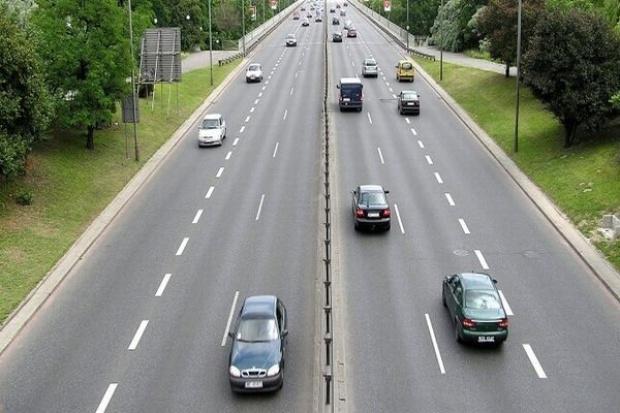 Otwarcie odcinka autostrady A1 z Gliwic do Zabrza