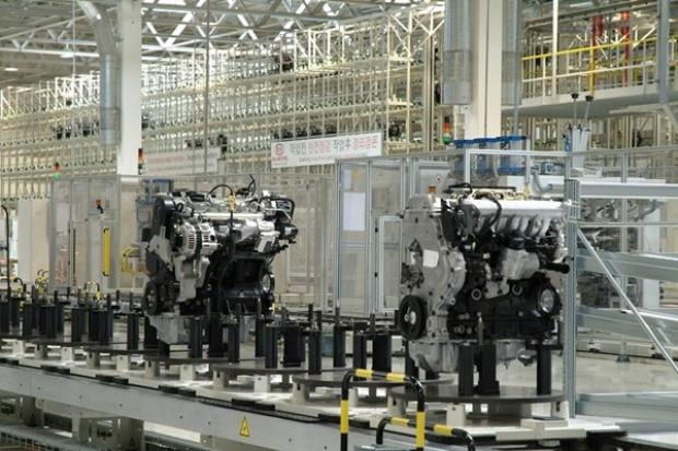 Nowy zakład produkcji silników Kia na Słowacji