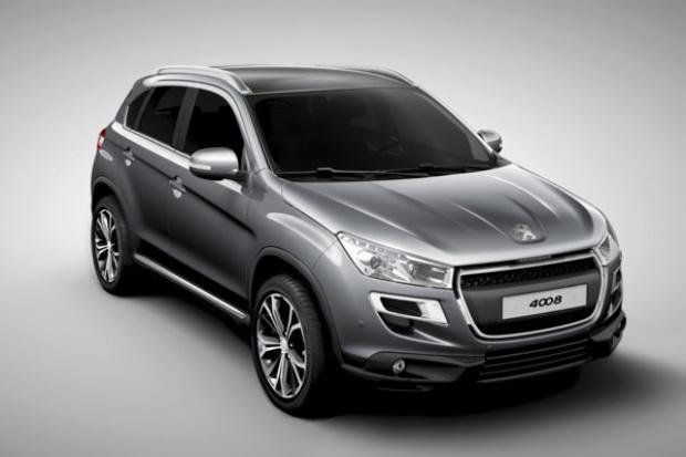 Zupełnie nowy Peugeot