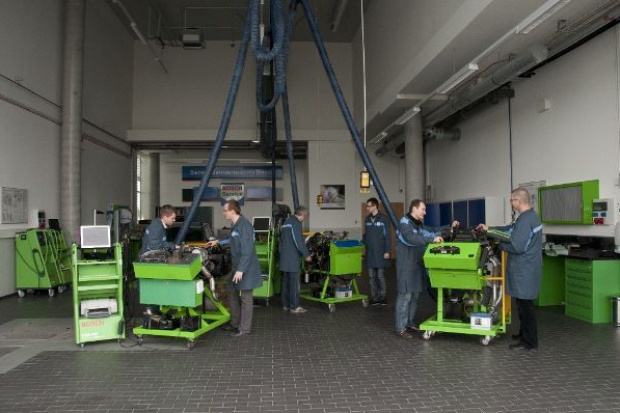 15 lat Centrum Szkoleniowego Bosch