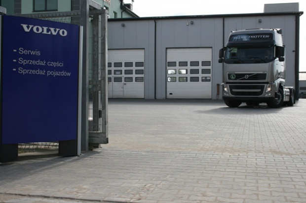 Nowy Volvo Truck Center w Siedlcach
