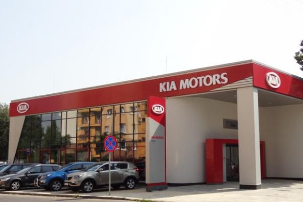 Nowy salon KIA w Katowicach