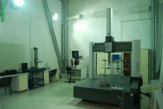 Patentus z nowym laboratorium pomiarowym