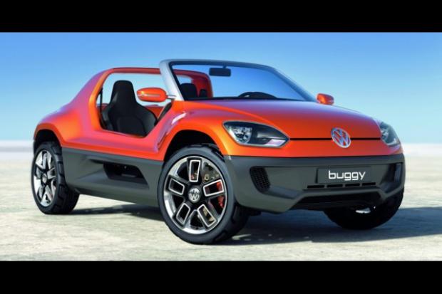 40 lat Volkswagena Buggy: od Garbusa do up!