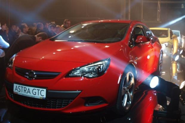 Astra GTC z Gliwic: dobra passa trwa