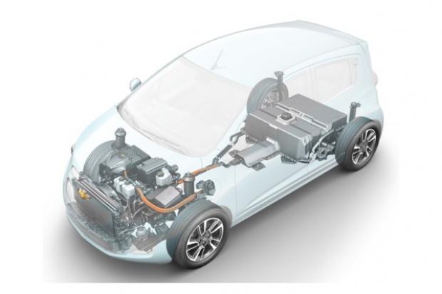 Chevrolet wyprodukuje elektrycznego Sparka