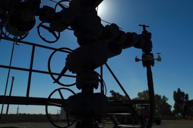 W USA gaz łupkowy wydobywa się w obrębie miast i wsi