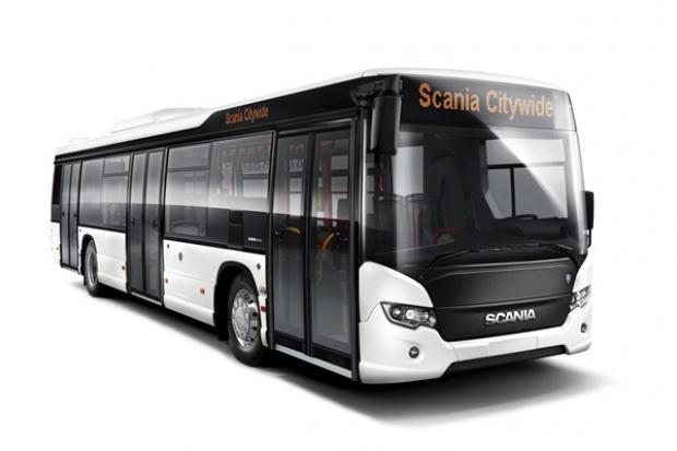 Nowa Scania ze Słupska