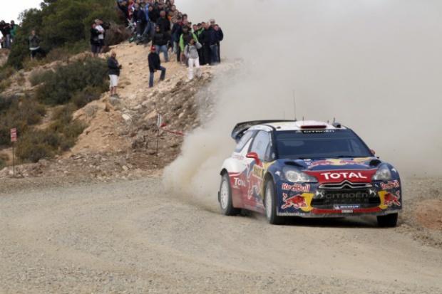 Siódmy tytuł mistrzowski dla Citroëna