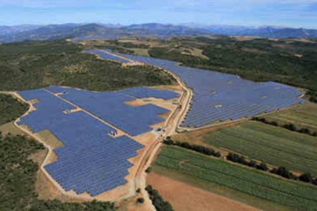 Siemens uruchomił jedną z największych w Europie elektrownię słoneczną