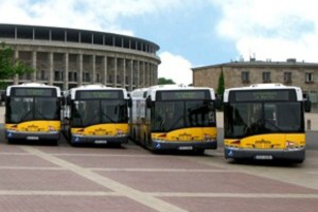 Polski rynek autobusów powoli wychodzi z dołka