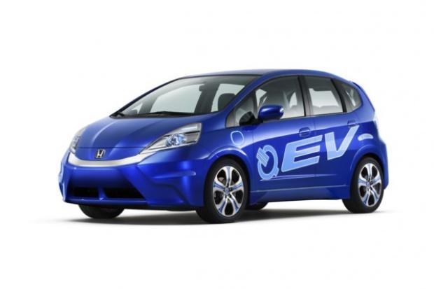 Honda szykuje elektrycznego mieszczucha