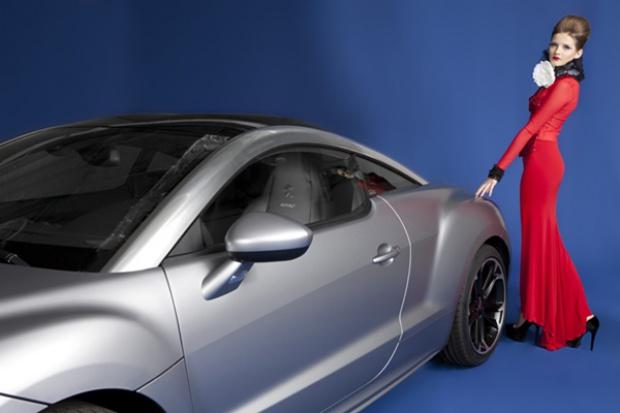 Peugeot partnerem Elite Model Look 2011