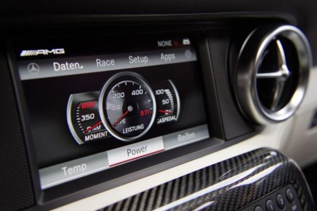 AMG: Internet i telematyka wprost ze sportów motorowych