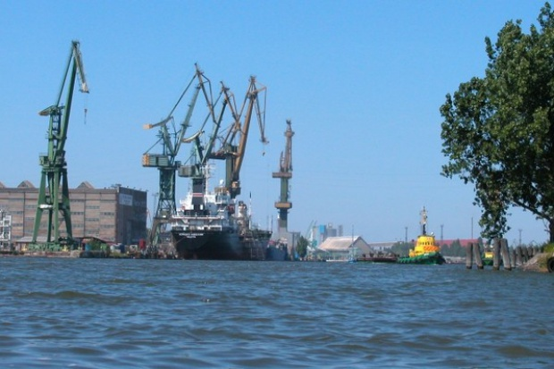W stoczni w Gdańsku zwodowano nowoczesny prom dla Norwegów