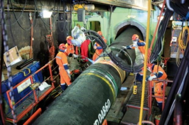 8 listopada oficjalne otwarcie Nord Streamu