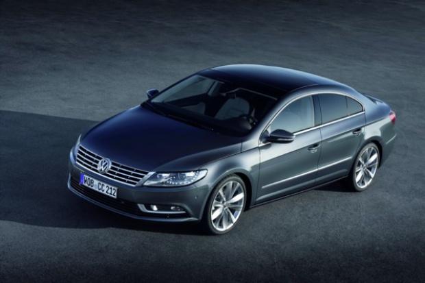 Volkswagen odświeża Passata coupe