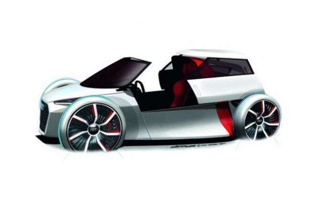 Miejskie elektryczne Audi gotowe za 2 lata?