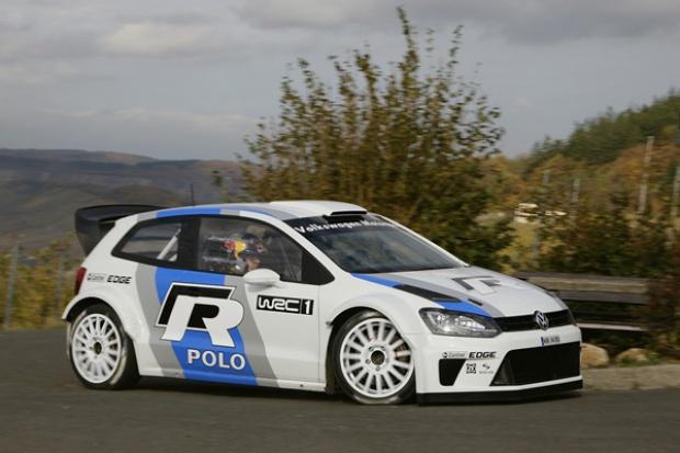 Ruszyły testy Polo R WRC