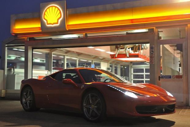 Zaawansowane Co w sobie ma paliwo do aut wyścigowych? - Nafta XF51