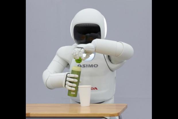Honda stale ulepsza robota ASIMO