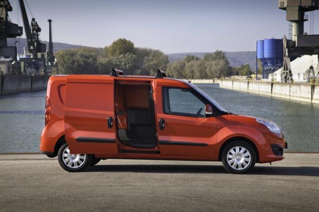 Opel odświeżył Combo