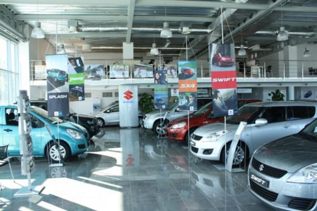 Auto Club otwiera nowe salony Suzuki