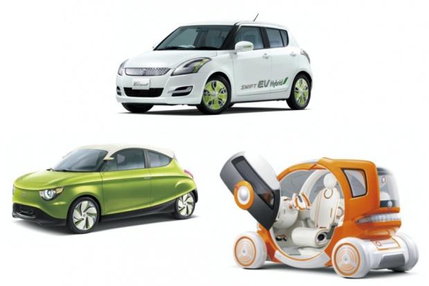 Pomysły Suzuki na nowe czasy