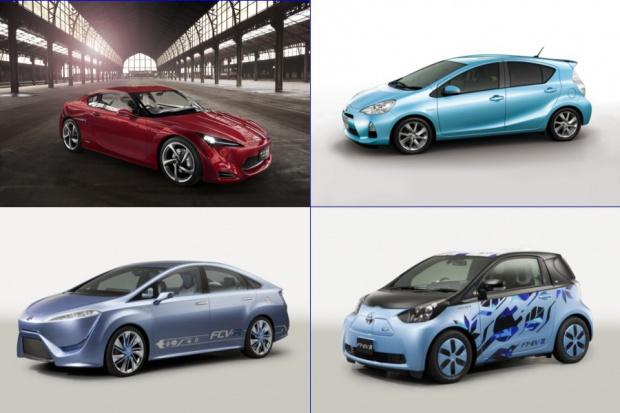 Co szykuje Toyota ?