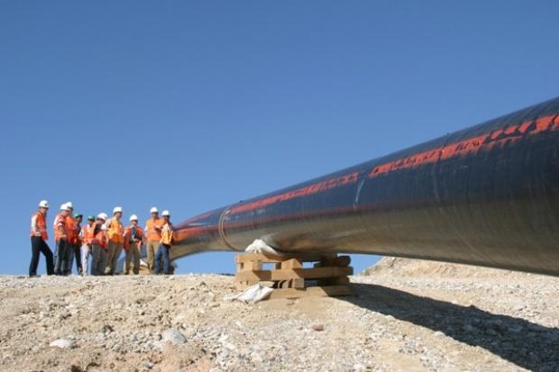 Rurociąg naftowy BTS-2 gotowy do eksploatacji