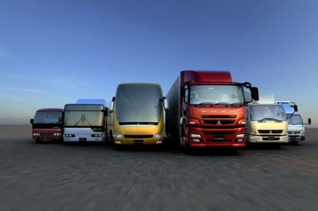 Daimler rozpoczyna ofensywę Fuso