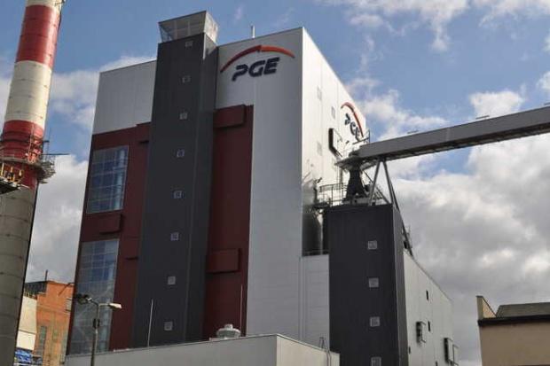 PGE oddaje największy w Polsce kocioł biomasowy