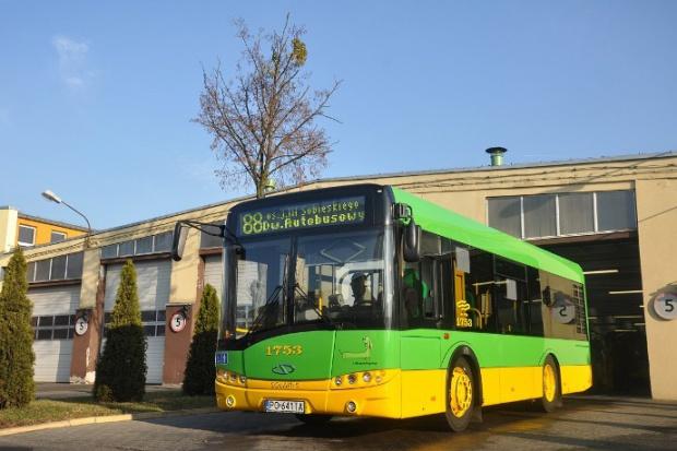 Nowe Solarisy dla MPK Poznań
