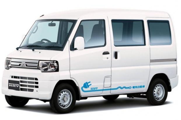 Mitsubishi wprowadza użytkowe auto elektryczne