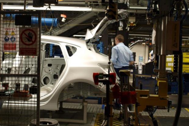 Spadła dynamika eksportu przemysłu motoryzacyjnego