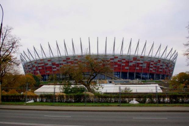 Koniec budowy Stadionu Narodowego