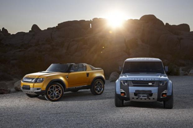 Land Rover szykuje powrót na rynek amerykański