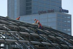 Infrastruktura będzie ciągnąć produkcję konstrukcji stalowych