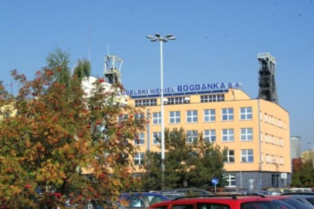 Rekordowe wydobycie Bogdanki