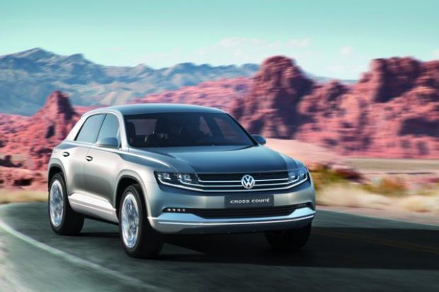 Światowa premiera Volkswagena Cross Coupé