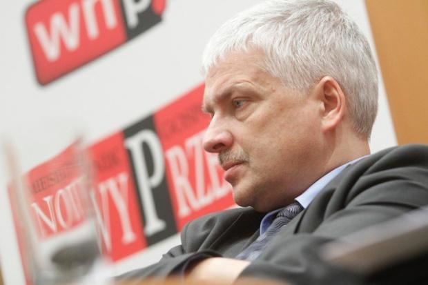 Gwiazdowski: wyjmijmy gaz dla przemysłu spod regulacji URE