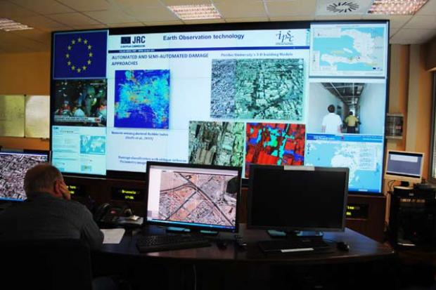 Wspólne centra badawcze - zbrojne ramię KE