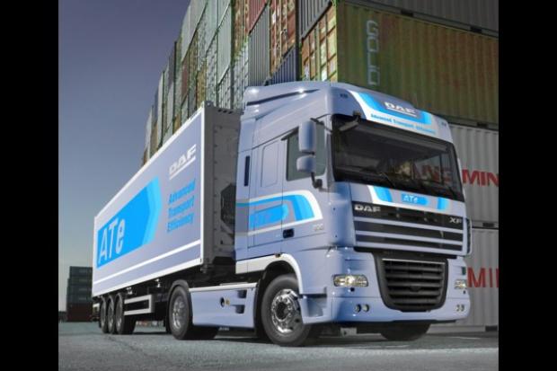 DAF wprowadza modele w ramach programu ATe