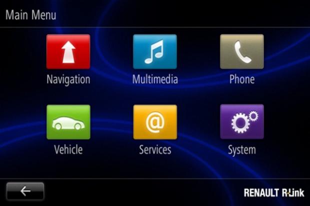 Renault prezentuje tablet, który trafi do nowych samochodów