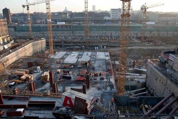 Warta miliard złotych budowa dworca w Katowicach trwa już rok